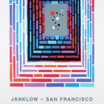 "Len Janklow ""San Francisco 1984 Walton Gilbert Galleries"""