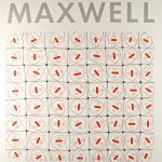"""Maxwell Art Expo NY 1981"" Embossed Fine Art Poster hand signed by Paul Maxwell"