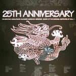 """25th Anniversary Celebrating Asian Pacific Islander American Heritage"" poster"