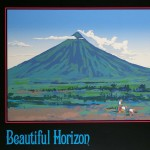 """Beautiful Horizon - Philippines"" poster"