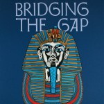 """Bridging the Gap Black History"" poster"