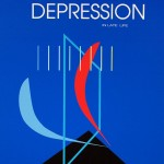 """Depression in Late Life"" poster"