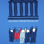 """Hispanic Access to Health Care"" poster"