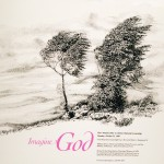 """Imagine God"" poster"