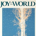 """Joy to the World"" poster"