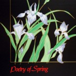 """Poetry of Spring - Asian Pacific American Heritage""  poster"