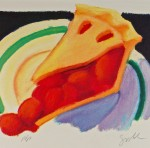 """Still Life Suite of Eight"" 2nd in series of serigraphs by artist Greg Leach"