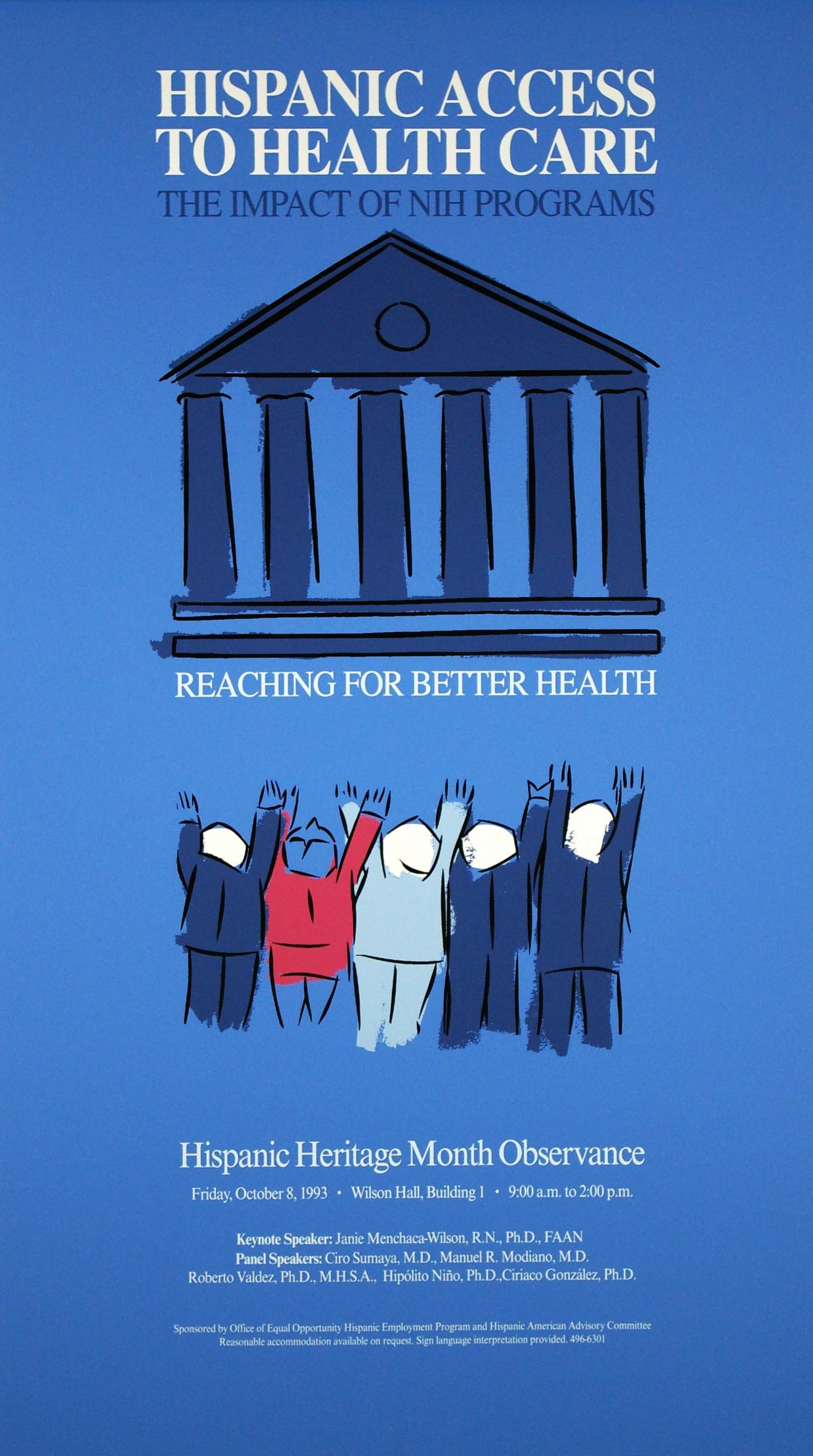 Hispanic Access to Healthcare