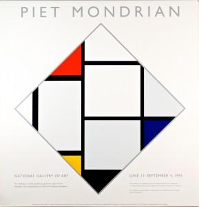 """Piet Mondrian """"Tableau No. IV"""""""
