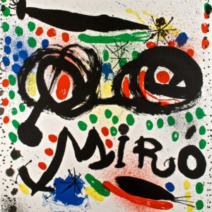 Who Is Joan Miro?