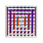 """Image Aquatic"" Prismagraph Wall Sculpture, by Yaacov Agam"